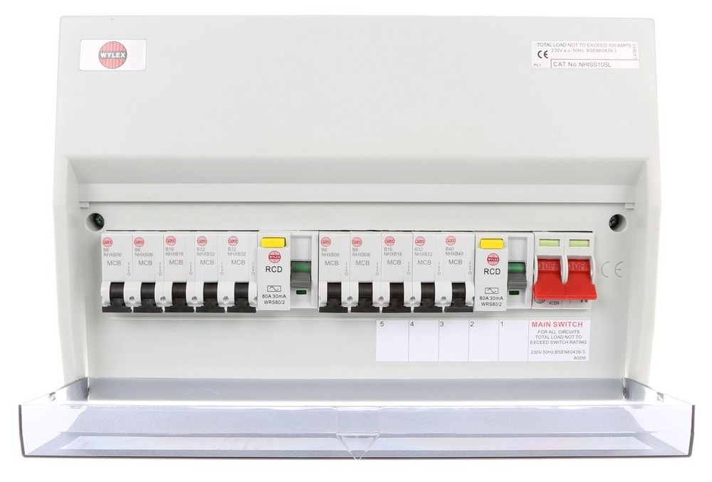 Wiring Diagram For Rcd Consumer Unit : Old style way switch wiring free engine image for